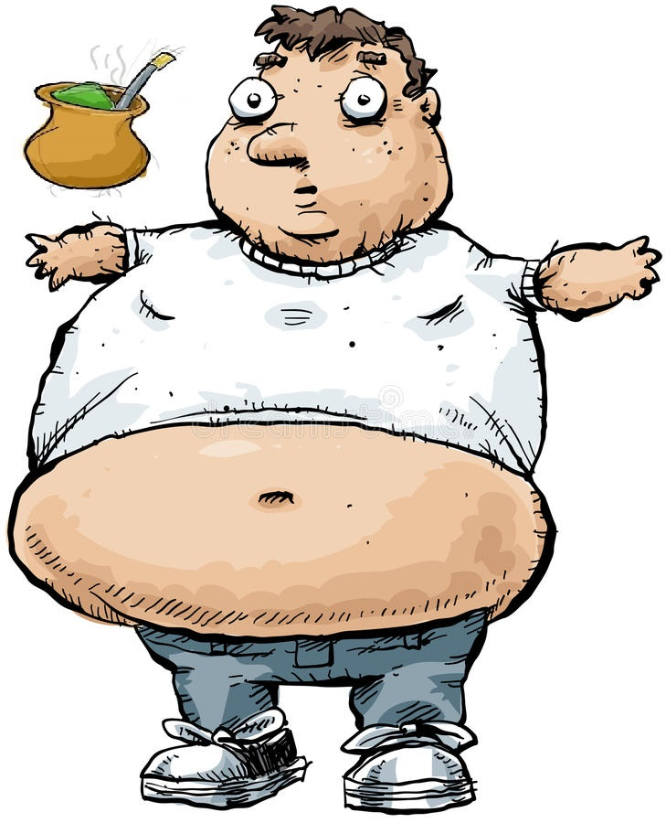 chimarrao engorda