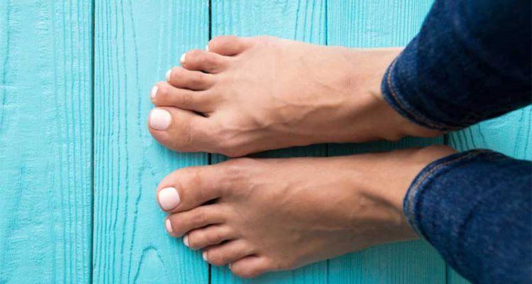 Como a saúde dos pés afeta sua vida e beleza